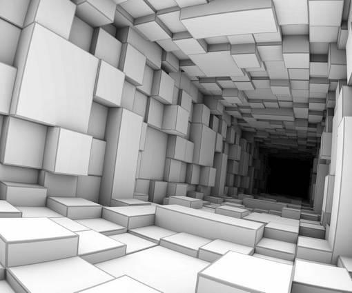 Фотообои Туннель (ID 1083)