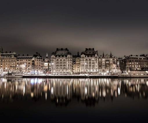 Фотообои Швеция (ID 1104)
