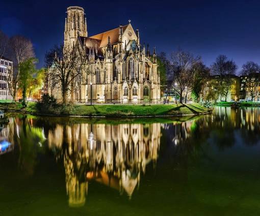 Фотообои Страсбург (ID 1110)