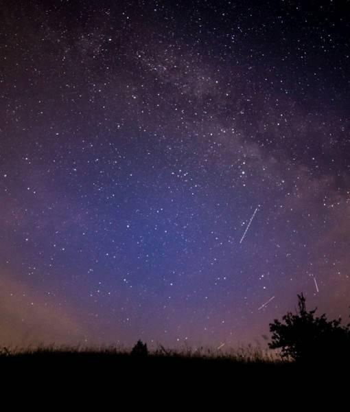 Фотообои Звездное небо (ID 1603)