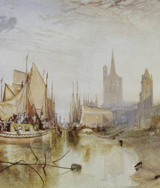Фотообои Уильям Тернер (ID 1644)