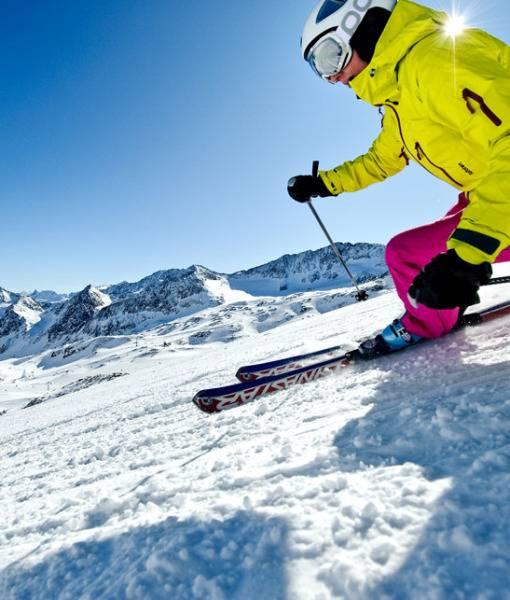 Фотообои Горные лыжи (ID 915)