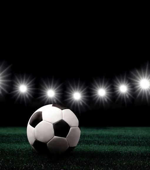Фотообои Футбольный мяч (ID 924)