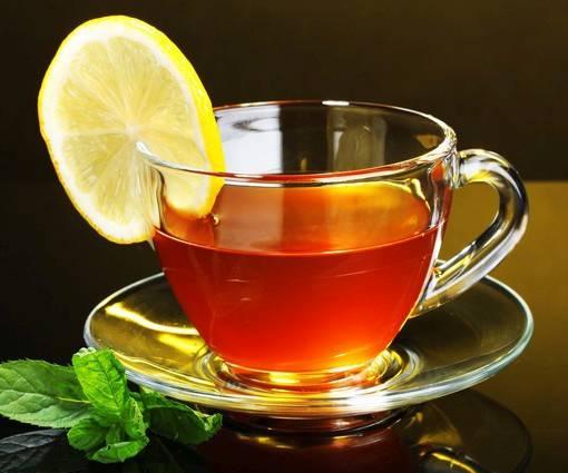 Фотообои Чай с лимоном (ID 994)