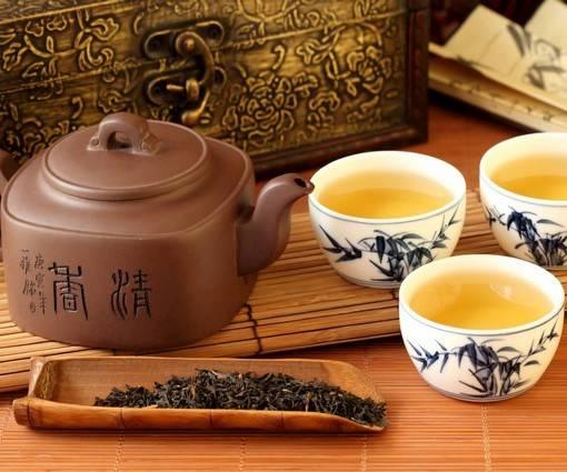 Фотообои Восточный чай (ID 998)