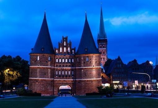 Фотообои Германия. Замок (ID 2001)
