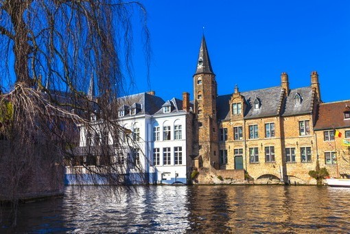 Фотообои Бельгия. Канал (ID 2003)