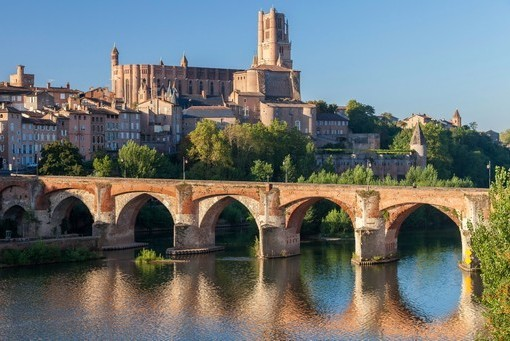 Фотообои Архитектура Франции (ID 2130)