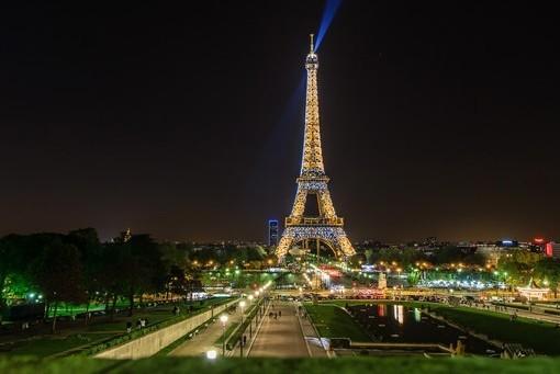 Фотообои Эйфелева башня. Париж (ID 2144)