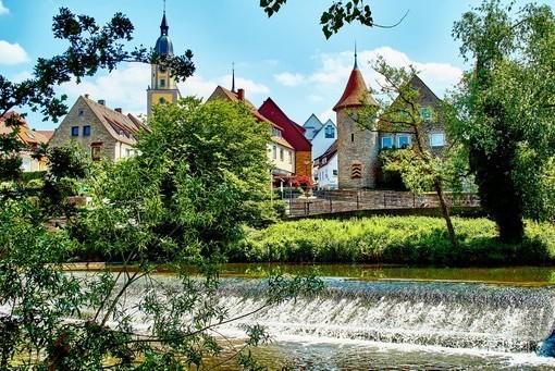 Фотообои Замок. Германия (ID 2165)