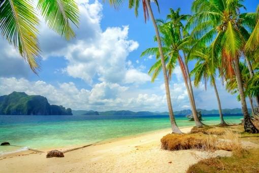 Фотообои Тропический остров (ID 2986)