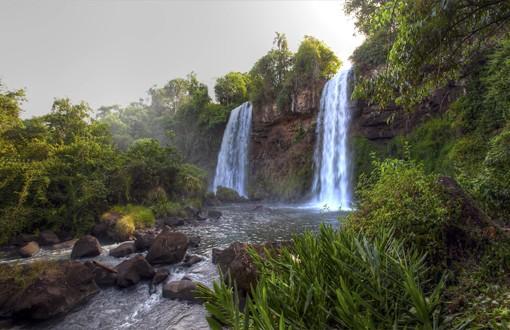 Фотообои Водопад (ID 4243)