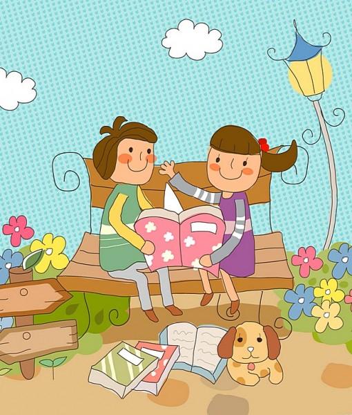 Фотообои Детский рисунок (ID 4972)