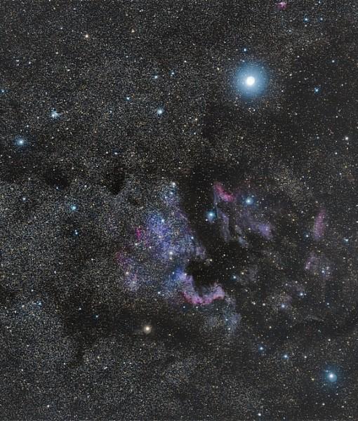 Фотообои Вселенная (ID 5646)