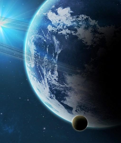 Фотообои Свет далекой звезды (ID 5980)