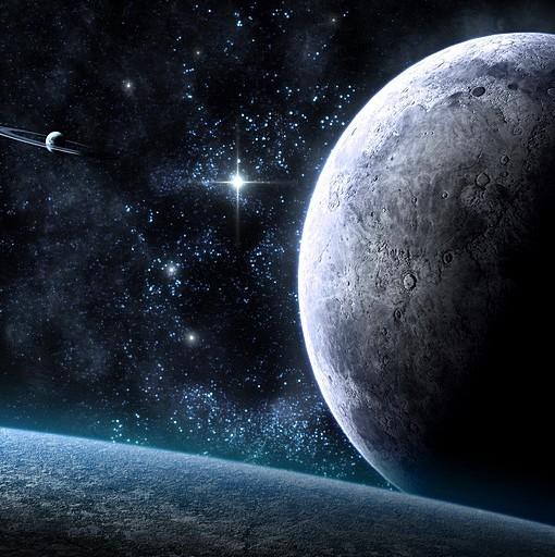 Фотообои В сиянии звезд (ID 6183)