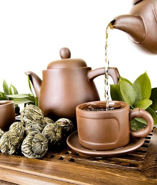 Фотообои Чайный сервиз (ID 13920)