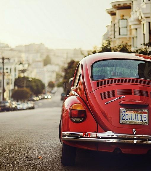 Фотообои Автомобиль на улице (ID 14354)