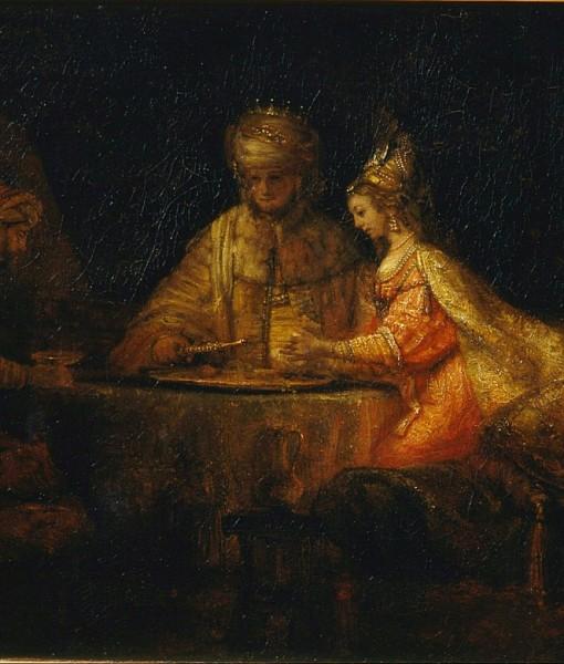 Фотообои Рембранд живопись (ID 15235)
