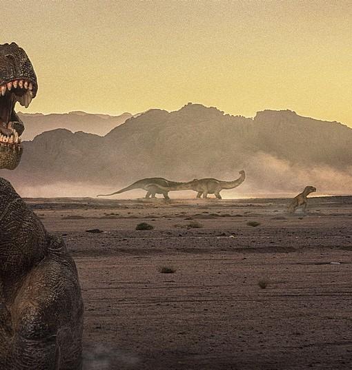 Фотообои Древний мир. Динозавры (ID 9218)