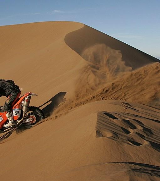 Фотообои Гонка в песках (ID 9294)