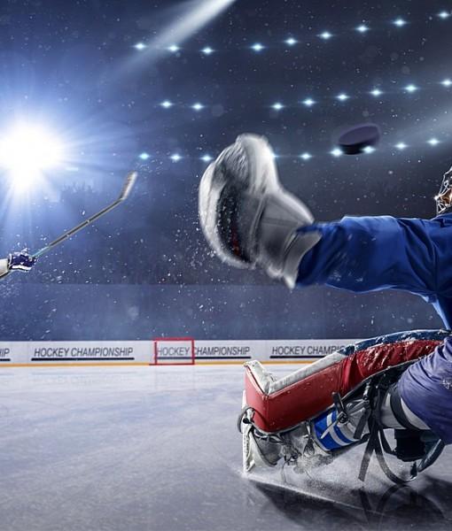 Фотообои Хоккей на льду (ID 9693)