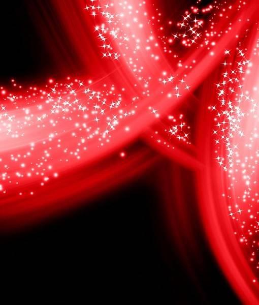 Фотообои Звезды на мазках кисти (ID 15534)