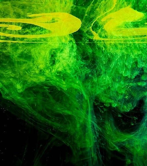 Фотообои Зеленая дымка (ID 15820)