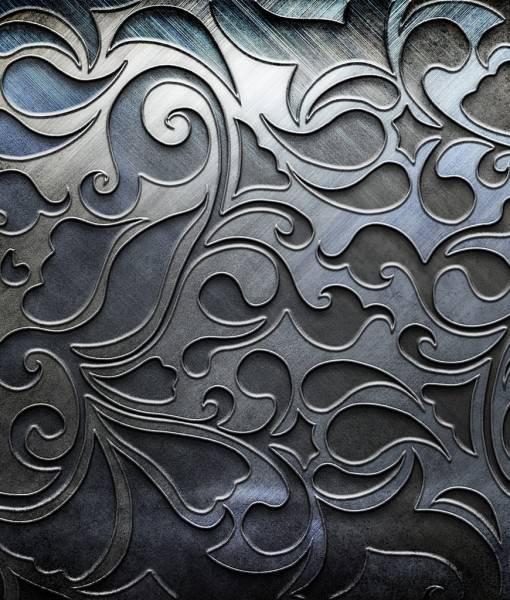 Фотообои Гравировка на металле (ID 16060)
