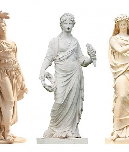 Фотообои Древнегреческие статуи (ID 16225)