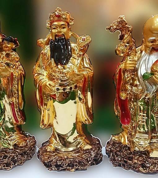 Фотообои Стеклянные статуэтки (ID 16327)