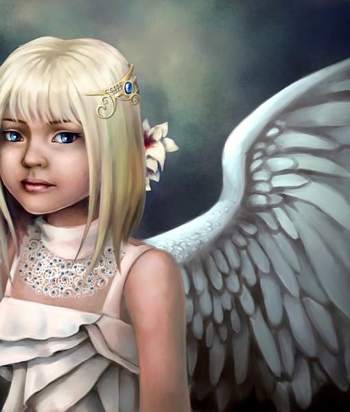 Белокурый ангел (ID 17388)
