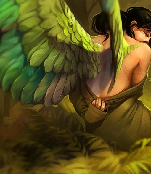 Крылья (ID 17404)
